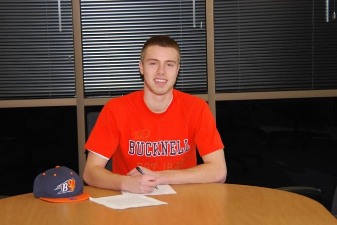 Justin Galiani, a 2013 Langley High School graduate, will play soccer at Bucknell University.