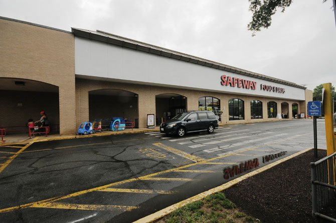 The Bradlee Safeway will close at end of business on July 13 for renovations.