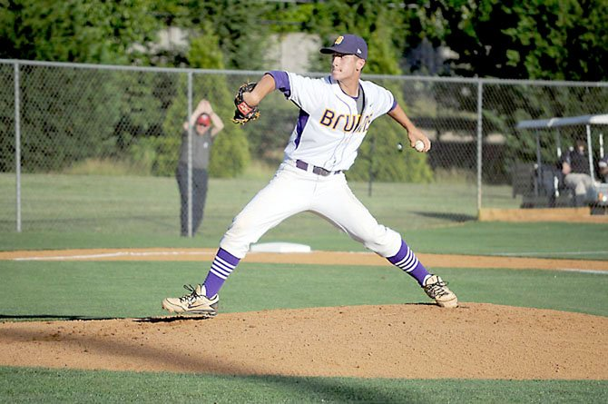 Thomas Rogers, a 2013 Lake Braddock graduate, will play baseball at the University of North Carolina.