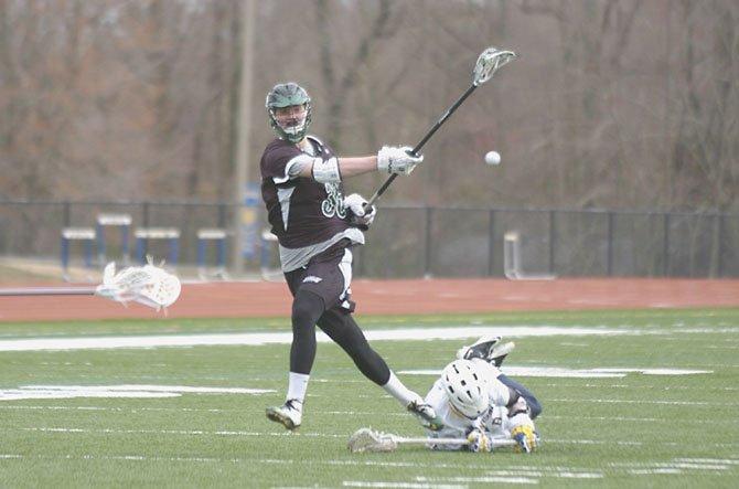 Brad Dotson, a 2013 Langley High School graduate, will play lacrosse at Bucknell University.