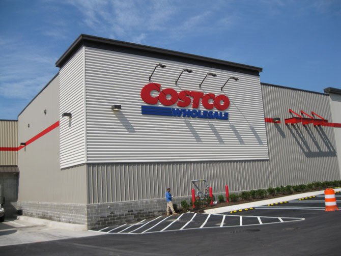 The new Costco will open to the public on Thursday, Aug. 8, along Route 1 next to Wal-Mart.