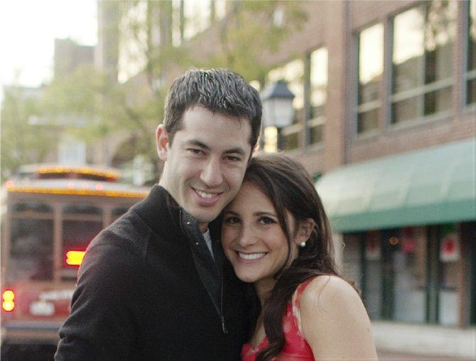 Daniel Raphael and Rachel Gart