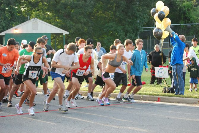 More than 300 runners—and walkers—participated in last year's PVI Runfest.