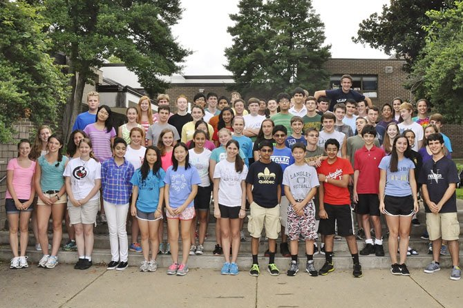 """The Langley High band plans to canvas area neighborhoods via door-to-door fundraising to support the band. Expect a friendly """"Tag Day"""" visit Saturday, Sept. 7."""