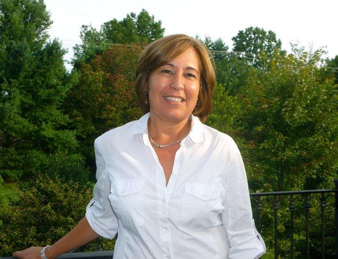 Silvia Roman, attorney/artist, 20-year resident