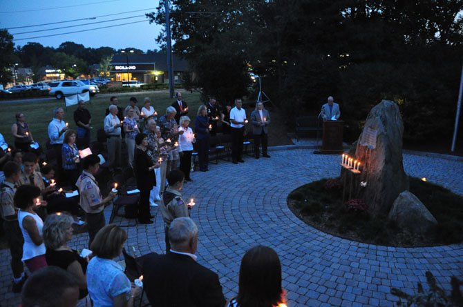 The Great Falls Freedom Memorial hosts the community's annual 9/11 remembrance ceremony Wednesday, Sept. 11.