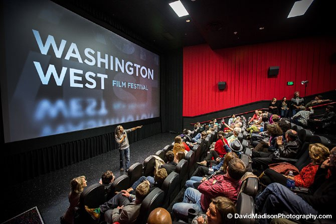 Following most movies during the Washington West Film Festival, people involved in the films will be available for question and answer sessions to discuss their work.