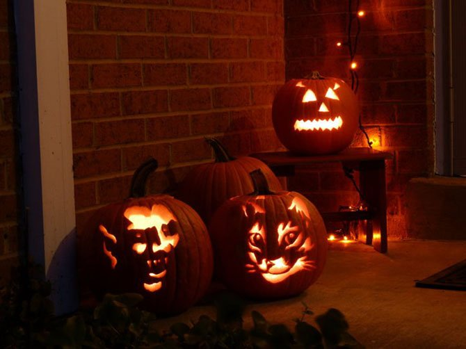 Carving pumpkins using templates and patterns can make your Halloween creations look spooky and professional.