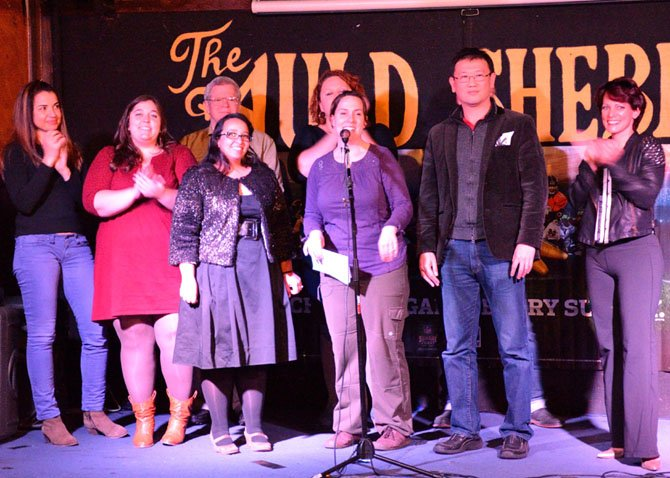 Better Said Than Done storytellers will perform on Nov. 30 at The Auld Shebeen.
