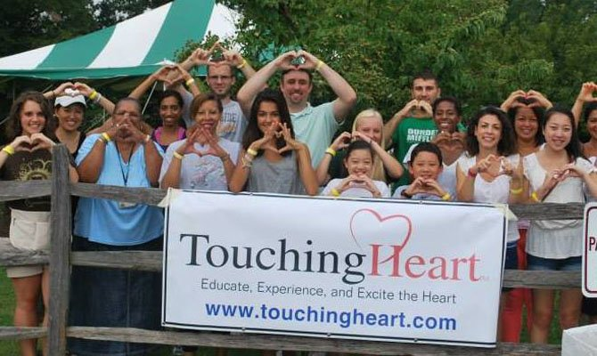 Touching Heart, a Herndon-based nonprofit, aims to give children the chance to give back, which includes running their own fundraisers.