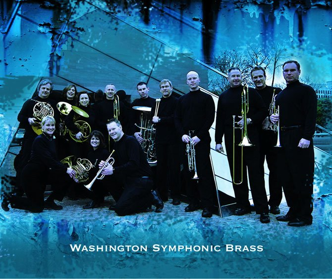 Phil Snedecor and the Washington Symphonic Brass break out the powdered wigs and ripped jeans for a concert combining classical and classic rock.