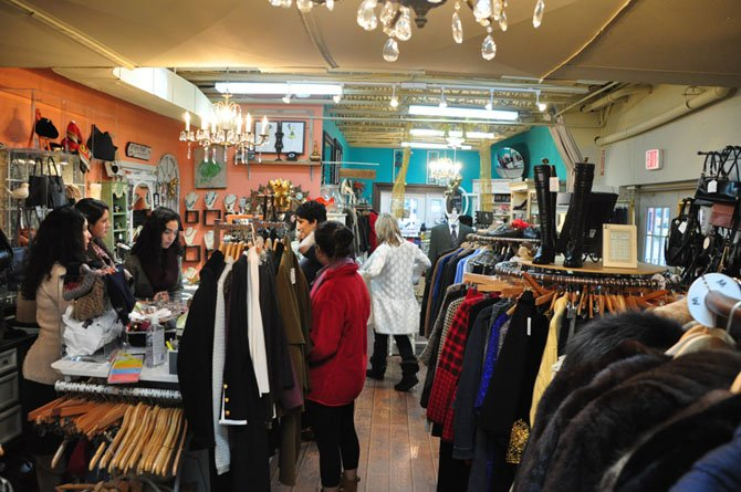 Havana Vintage offers a selection of designer clothing and other items at consignment store prices.