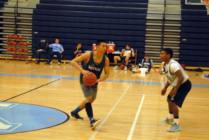 Yorktown senior point guard Jeremiah Leano will be relied upon for leadership this season.