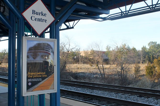 A Manassas woman was hit by a VRE Train on Jan. 15 while crossing the tracks at the Burke Centre Station. VRE sent a notice to passengers in April, warning them not to cross the tracks.