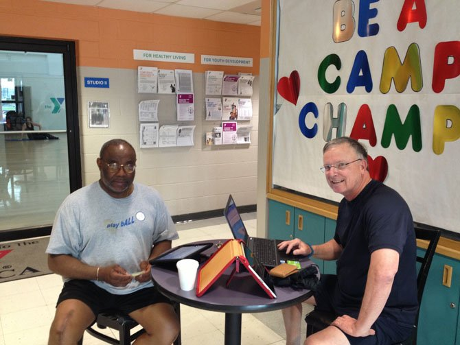 "On April 17, 2013, during the city-wide 24-hour giving marathon, members, including Mayor Bill Euille, became YMCA Alexandria ""camp champs"" — giving to support young children's participation in its summer camp programs."