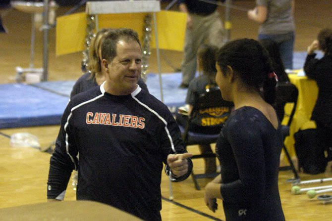 After more than three decades, Woodson coach Mike Cooper is in his final season coaching high school gymnastics.