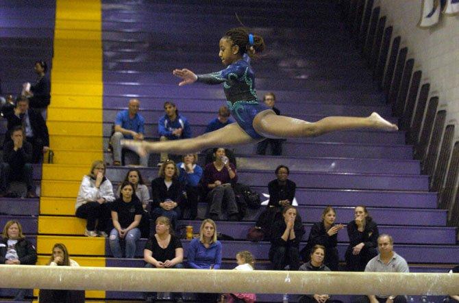 2014 regional gymnastics meet