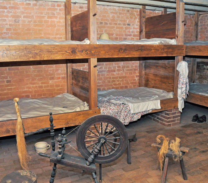 Seeing How Slaves Lived
