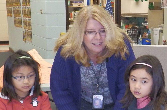 Assistant Principal Marietta Arbach.