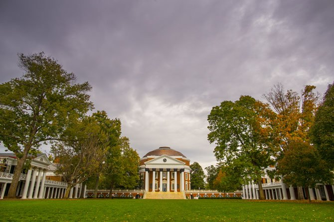 University of Virginia Rotunda.