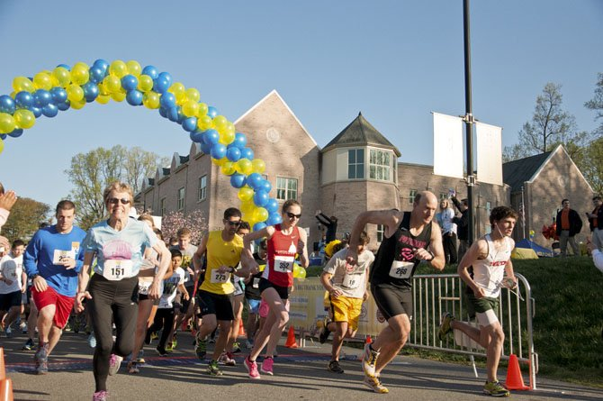"Holy Child's ""Tiger Trot"" takes off on April 13."