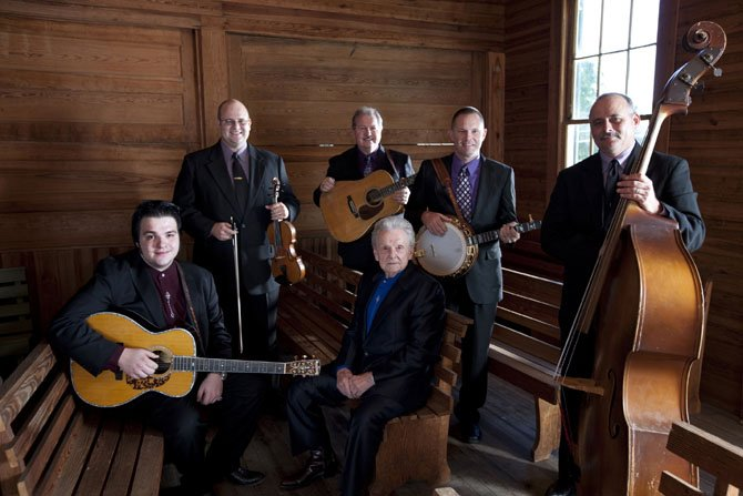 Dr. Ralph Stanley and the Clinch Mountain Boys.