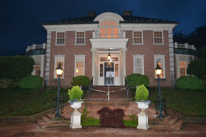 McLean's historic Holly Hill was the setting for this year's MPA Spring Benefit.