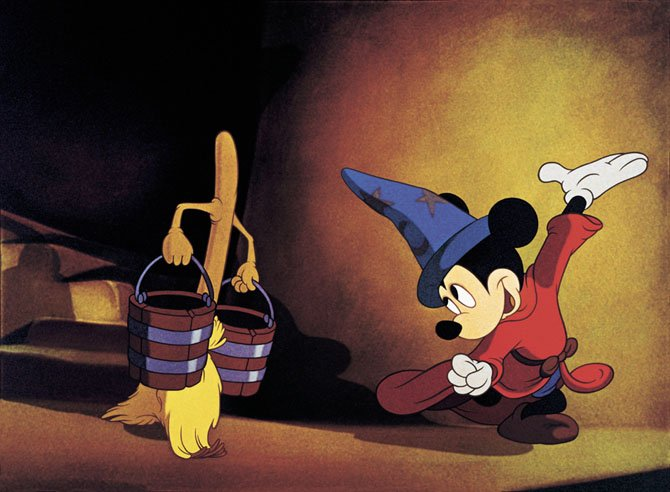 Experience Disney magic on the big screen with Disney Fantasia Live in Concert playing July 11-12 at Wolf Trap.