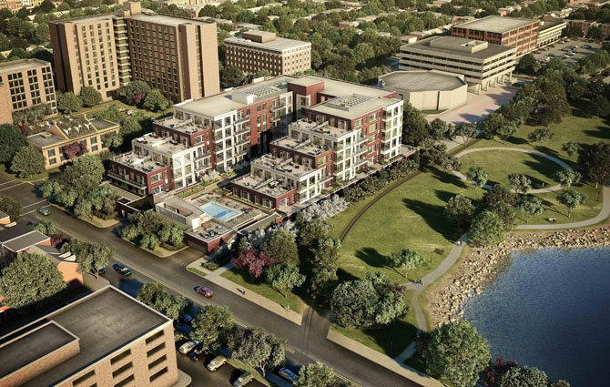 Condos Bring New Residents To Old Town Waterfront