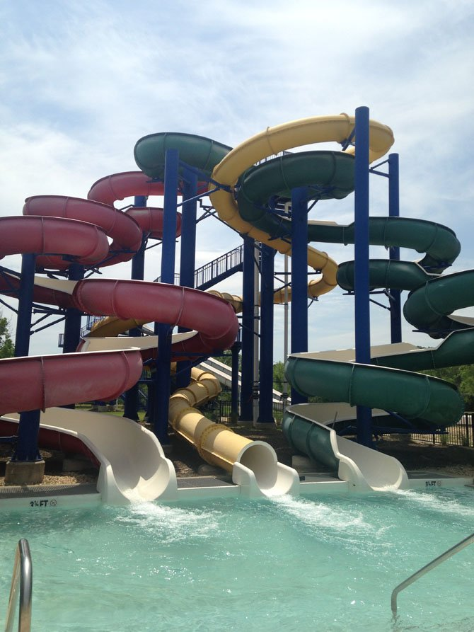 Great Waves Waterpark at Cameron Run Regional Park, 4001 Eisenhower Ave.