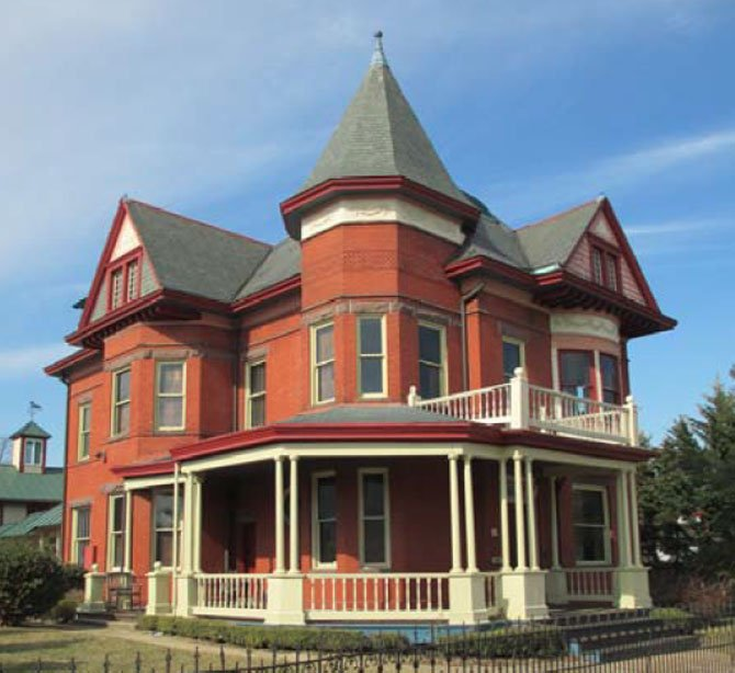 The French-Lawler House was built in 1893.