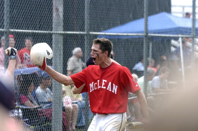 Joey Sullivan and the McLean baseball team earned a state tournament berth with a 5-1 victory against Madison in the 6A North region semifinals on Wednesday.
