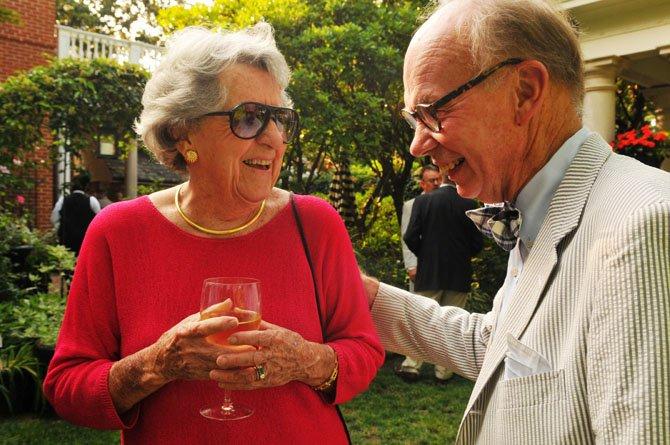 Sally Murray and Michael Bradshaw