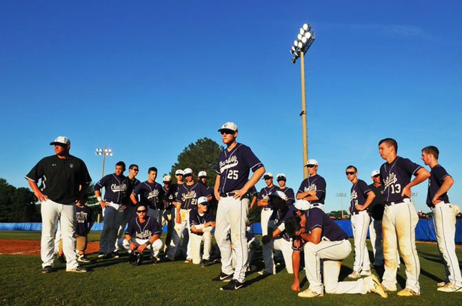 The Chantilly baseball team finished state runner-up, losing to Western Branch in the state final on June 15.