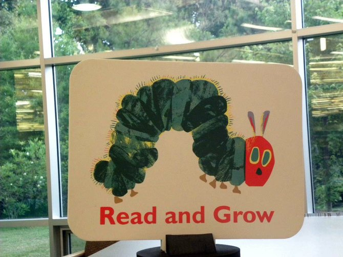 Summer Reading Program starts on June 20 at the Burke Centre Library.