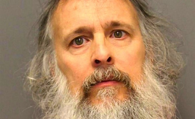 A native of California, Charles Severance is the primary focus of Alexandria homicide detectives in three high-profile murders.