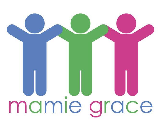 Mamie Grace logo.