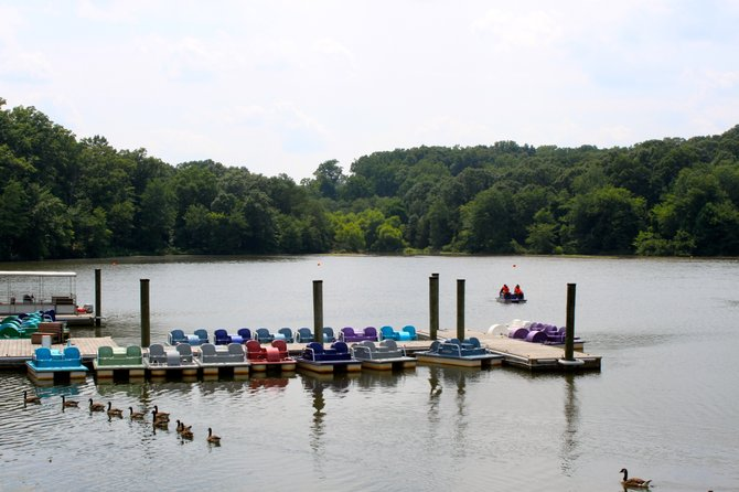 Lake Fairfax's inaugural family-friendly Pirate Fest will be on Saturday, July 26.