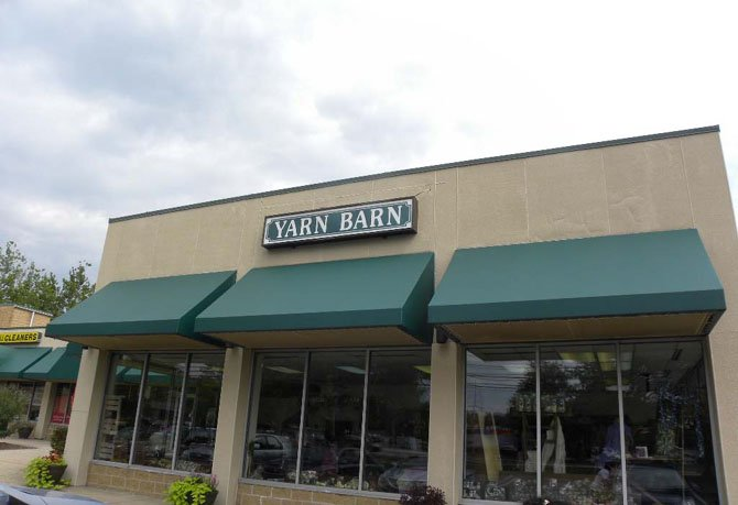 The Yarn Barn has served knitters and crocheters in Burke for 37 years.