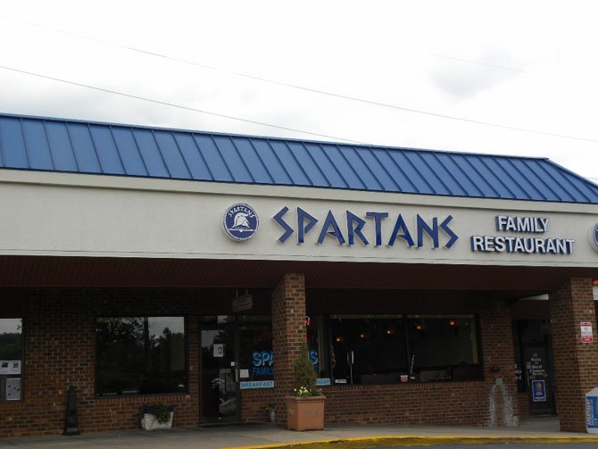 Burke residents frequent Spartans Family Restaurant on Burke Road.