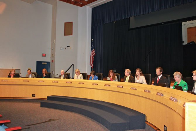The Fairfax County School Board addressed the challenges elementary schools faced this year implementing full day Mondays.