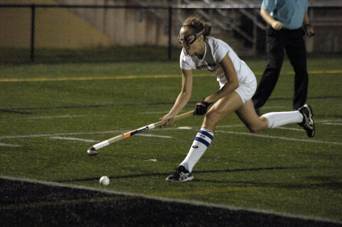 "Westfield field hockey coach Starr Karl said VCU commit Emily McNamara is ""one of the most talented kids I've ever coached."""