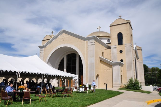 Ss. Peter and Paul Antiochian Orthodox Church held its annual festival Sept. 25-28.