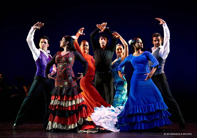 """In """"Soul of Flamenco,"""" Vivo brings an exciting evening of flamenco dance to the stage featuring accomplished artists from the U.S. and Spain."""