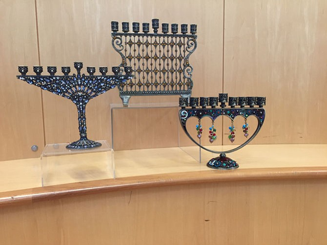 Chanukah begins the evening of Dec, 16, and ends on Dec. 24, in 2014. Lighting a menorah candle daily and reciting traditional prayers is a ritual in many Jewish families.