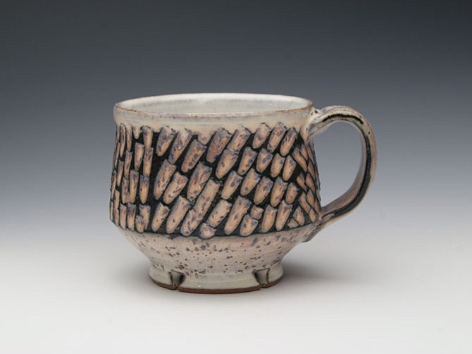 """Five Sided Mug,"" by Joel Froehle of Minnesota."