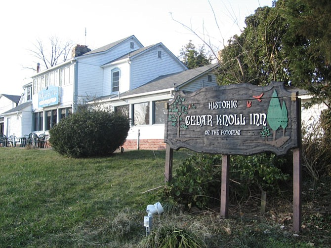 Renovations are planned for the Cedar Knoll Inn.