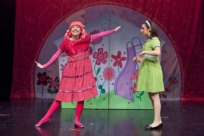 """Vital Theatre's """"Pinkalicious"""" comes to The Alden in McLean for a single performance at 2 p.m. on Saturday, Feb. 14."""