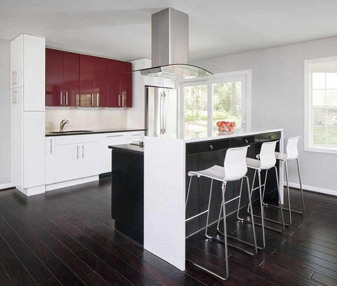 Contemporary Kitchen Vs Modern Kitchen: A Contemporary Kitchen