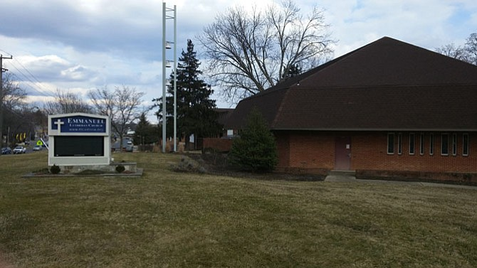 Emmanuel Lutheran Church.